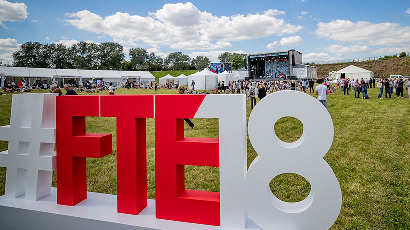 Festival tous engagés, plus de 5000 participants !