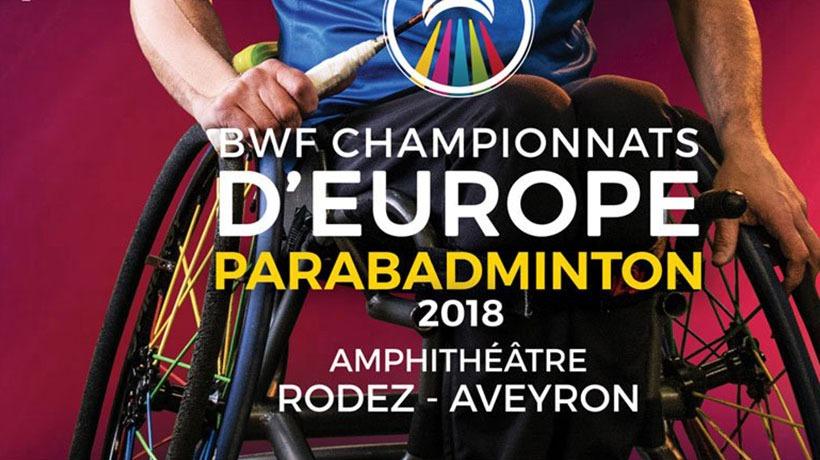 Championnat d'Europe de para-badminton 2018