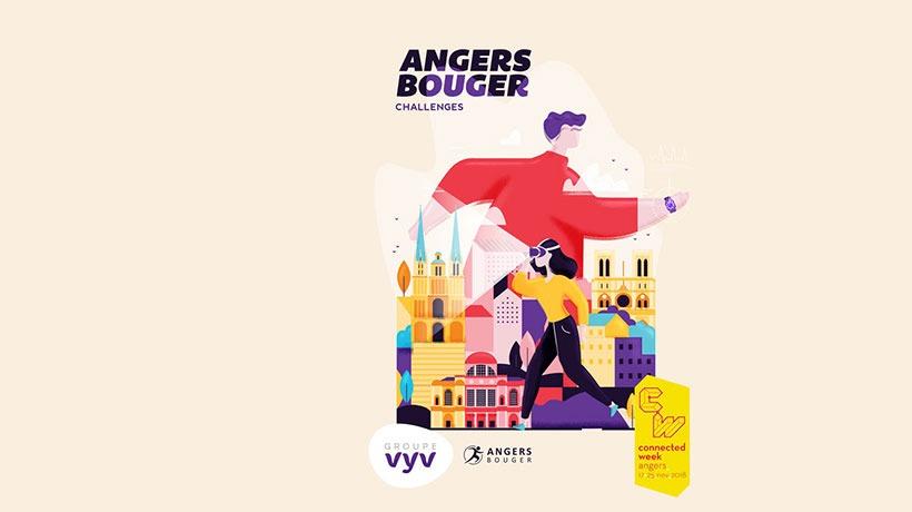Angers bouger challenge : découvrez de nouvelles façons de bouger