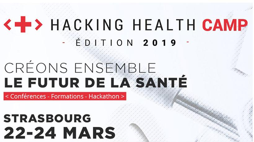 Trois équipes du Groupe VYV participent au Hacking Health Camp 2019