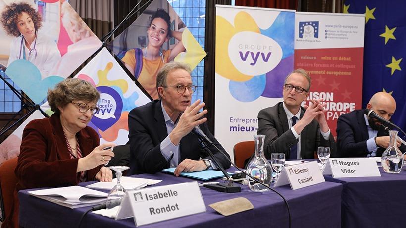 #ThePlaceToVYV : retour sur la rencontre « Europe sociale »
