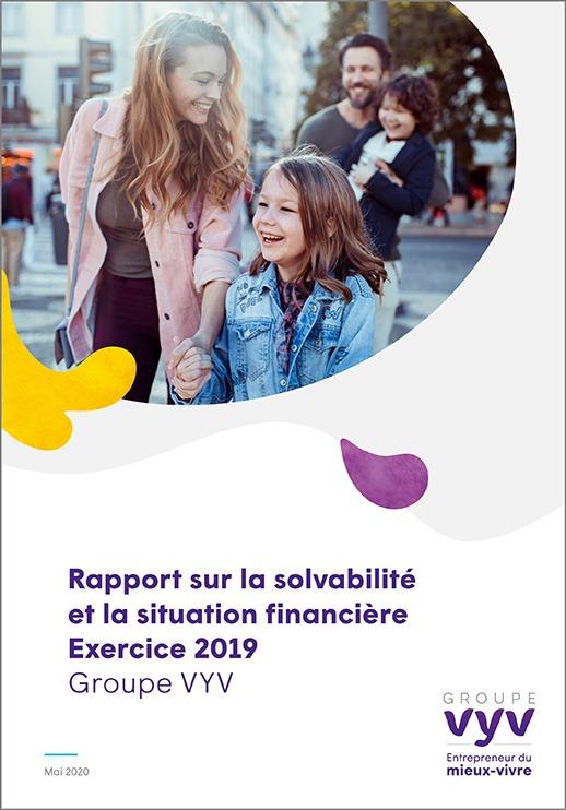 Rapport sur la Solvabilité et la Situation financière (SFCR) – 2019