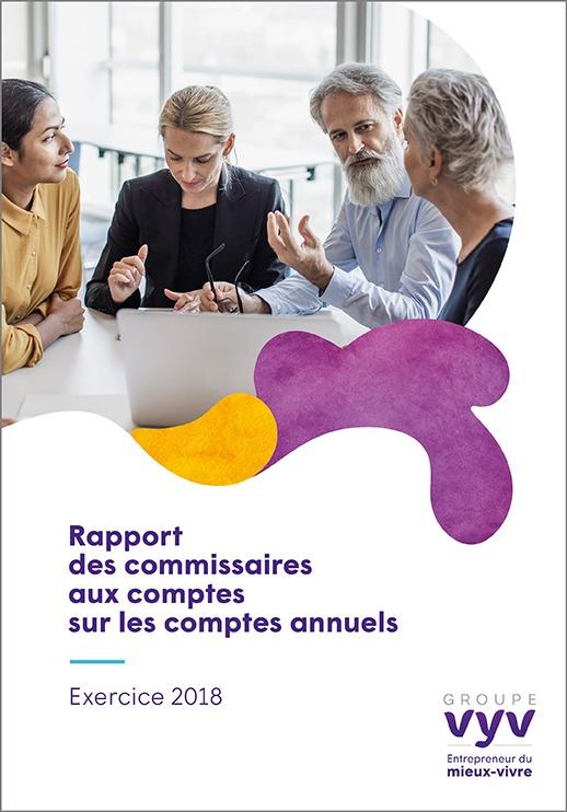 Rapport des commissaires aux comptes – UMG Groupe VYV