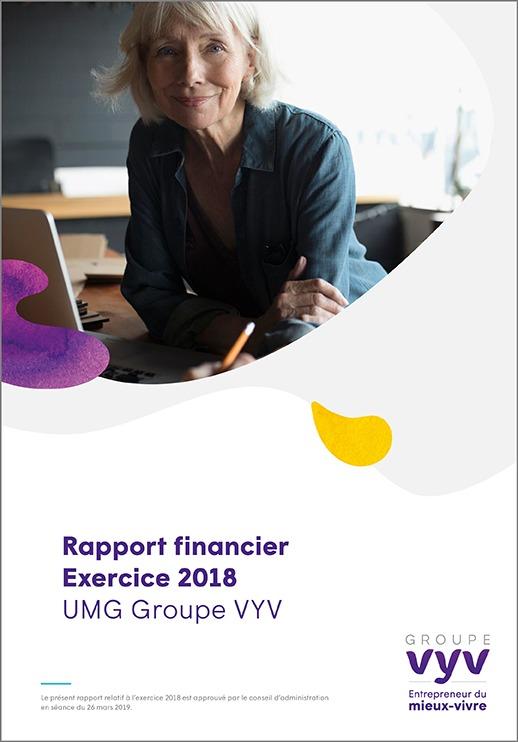Rapport financier – Exercice 2018