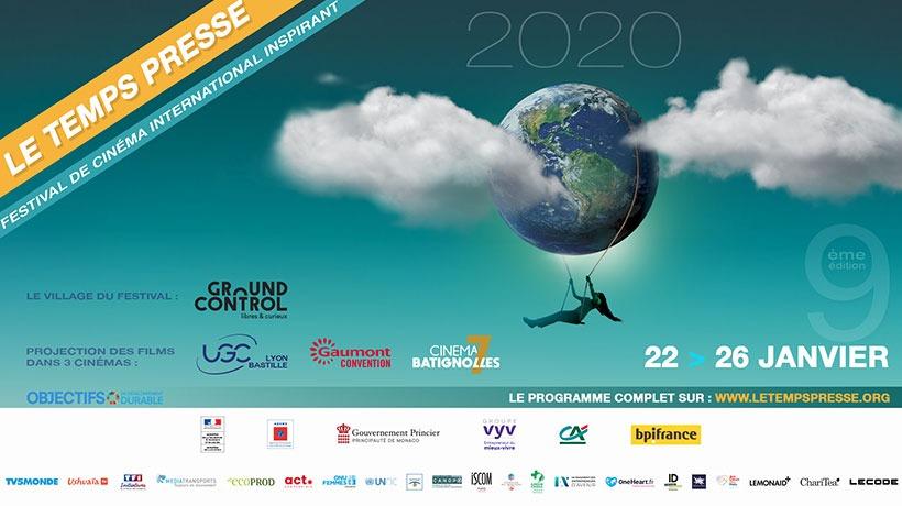 Le Groupe VYV, de nouveau partenaire du festival «Le Temps Presse»