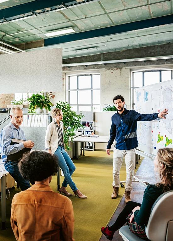 Harmonie Mutuelle épaule les entrepreneurs et les entreprises