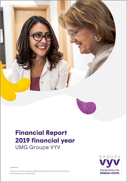 Financial Report 2019 Financial year