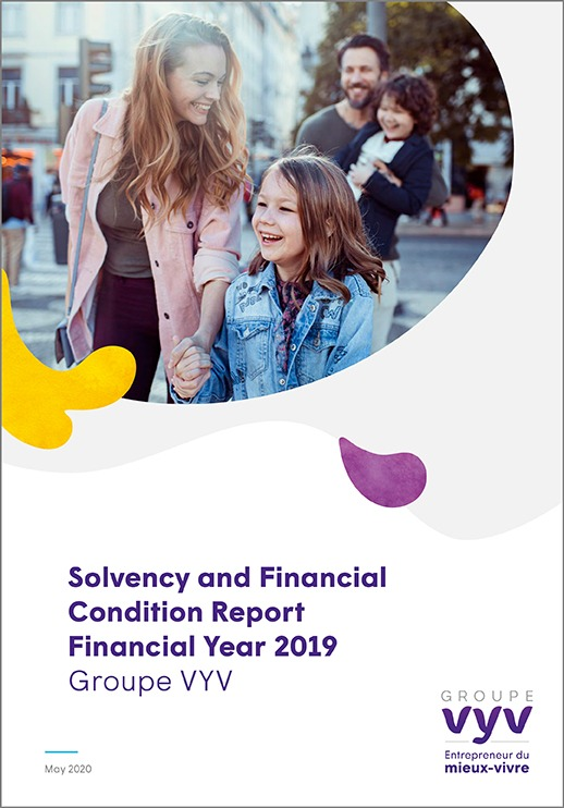 Solvency and Financial Condition Report (SFCR) – 2019