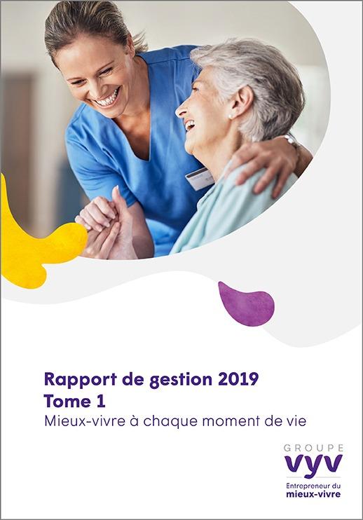 Rapport de gestion 2019 – Tome 1