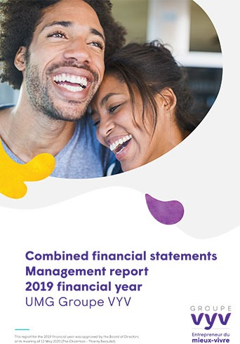 Combined financial statements - Management report 2019