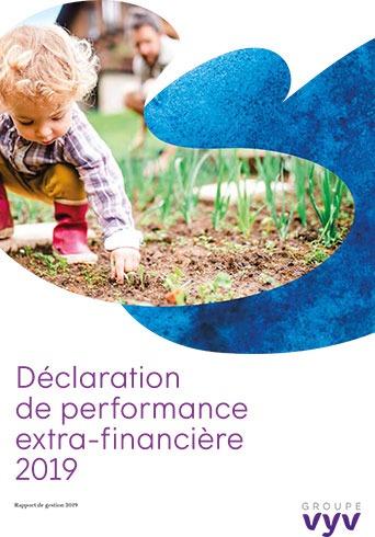 Déclaration de performance extra financière 2019