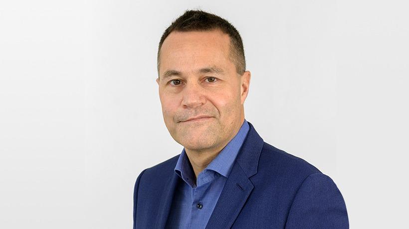 Olivier Arlès, directeur Finances et risques groupe