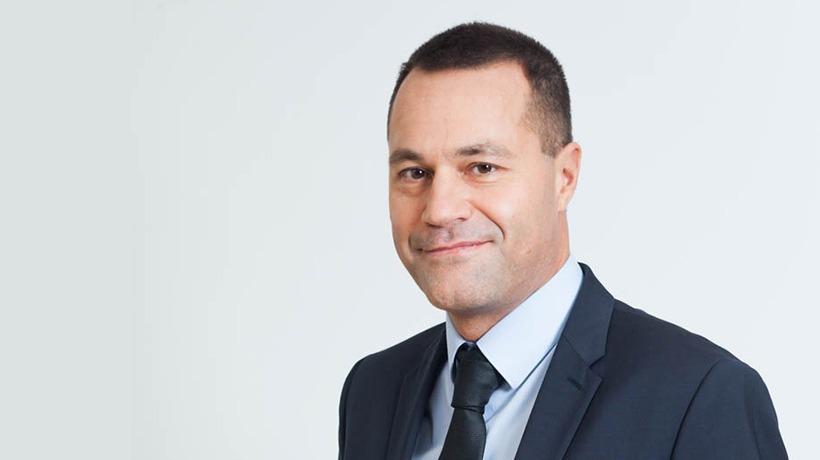 Olivier Arlès, Directeur général du Groupe VYV par intérim, et directeur Finances et Risques groupe