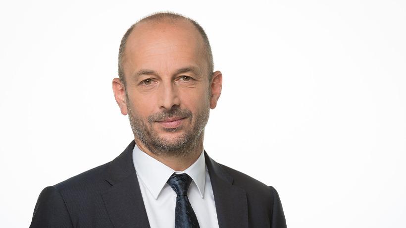 Thierry Beaudet, Président du Groupe VYV