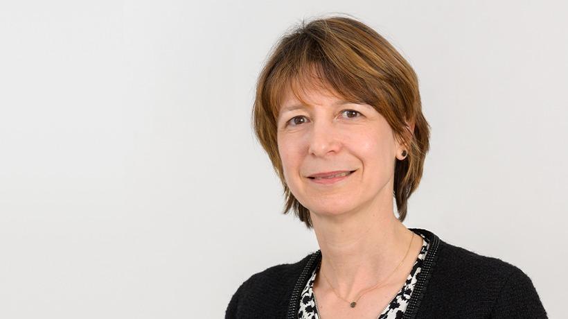 Valérie Bompard, directrice de la Transformation stratégique