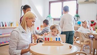 Accompagner les premières années de votre enfant