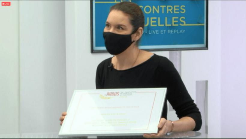 Le Groupe VYV remporte 3 prix aux Argus de l'innovation mutualiste et paritaire