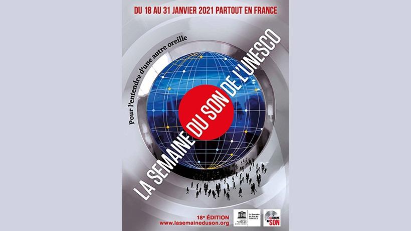 Lancement de la semaine du son de l'Unesco