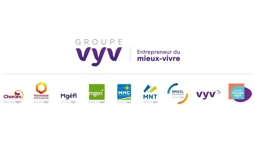 Groupe VYV – logo composite