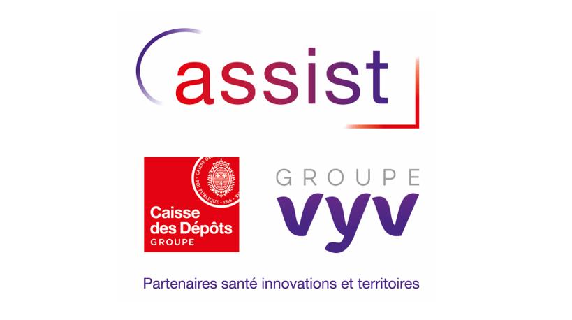 Le Groupe VYV et la Caisse des Dépôts créent l'Assist