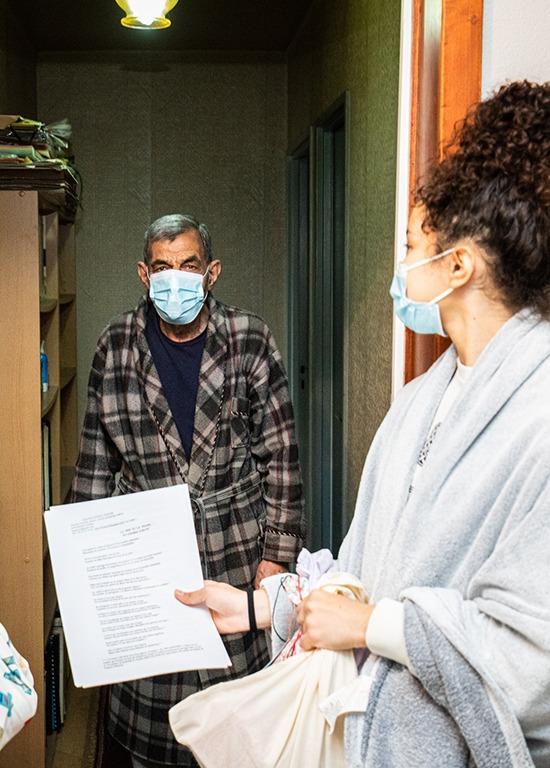 Logement social et crise sanitaire : des locataires accompagnés