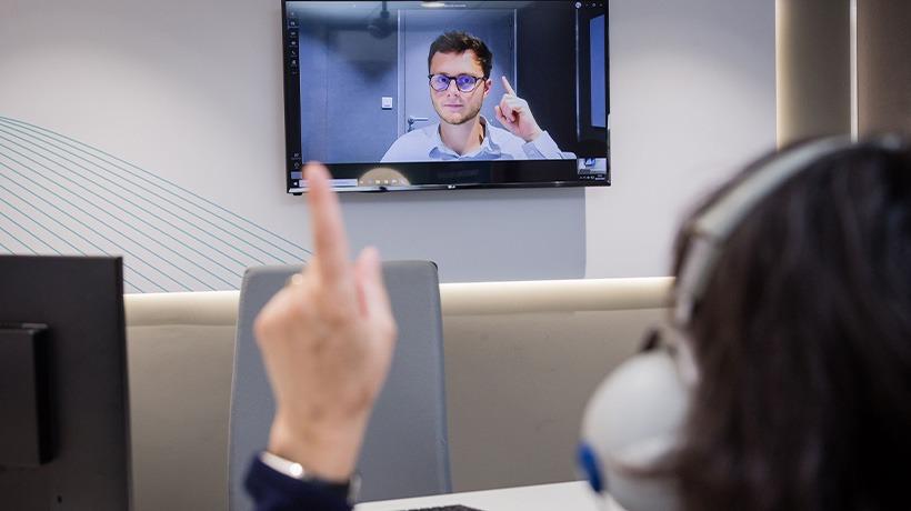 Faciliter le quotidien des personnes en situation de déficience auditive