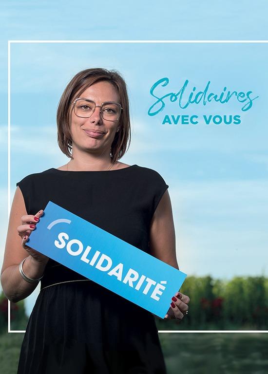 SMACL Assurances et l'action « Solidaires avec vous »