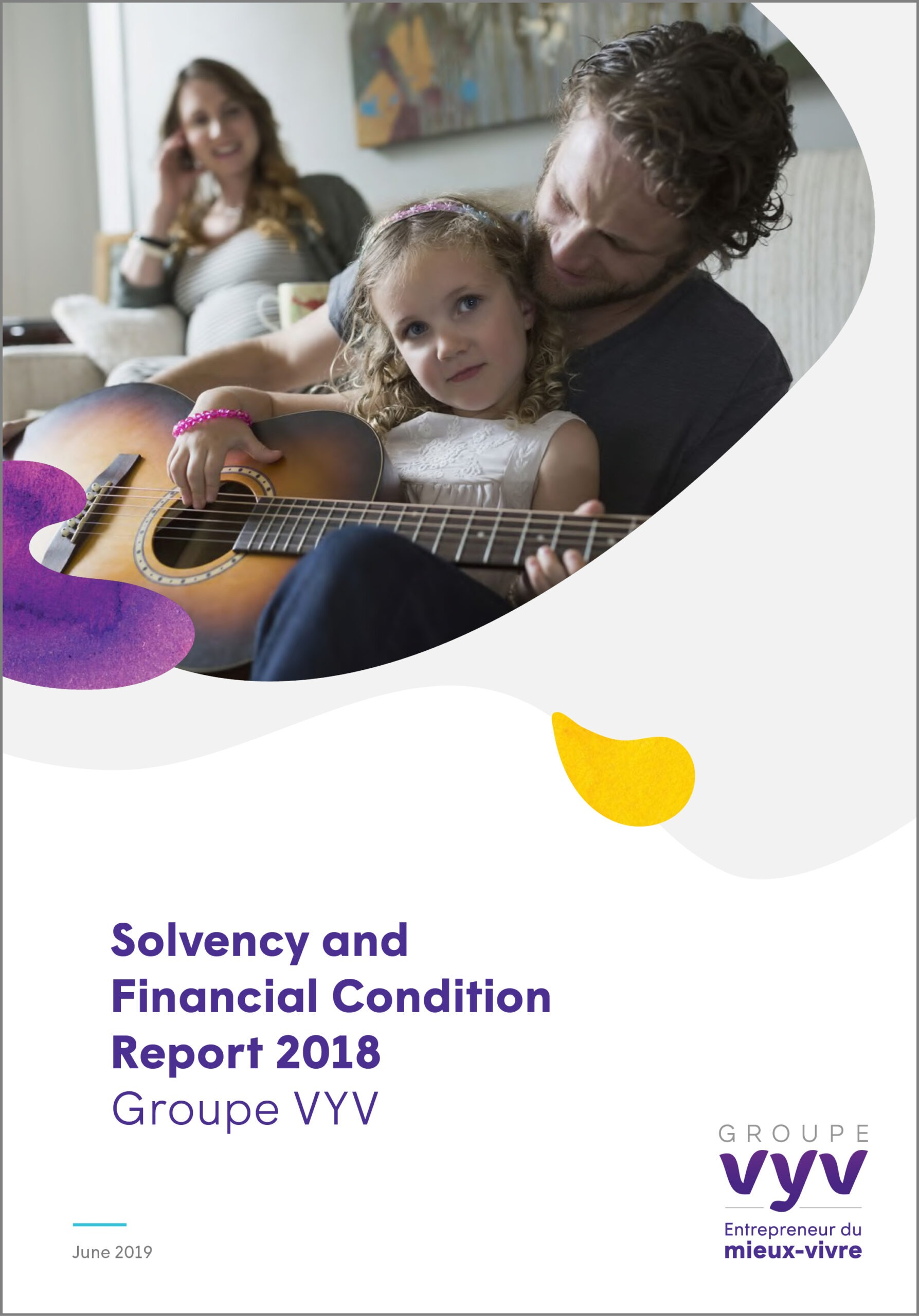 Solvency and Financial Condition Report 2018