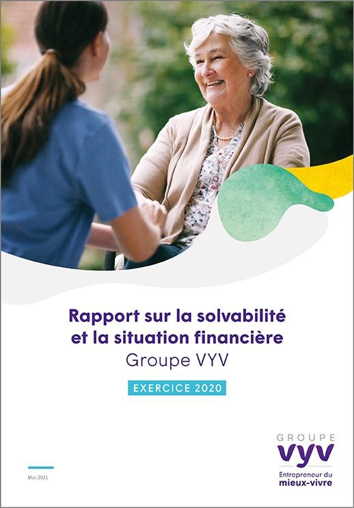 Rapport sur la solvabilité et la situation financière (SFCR) - 2020
