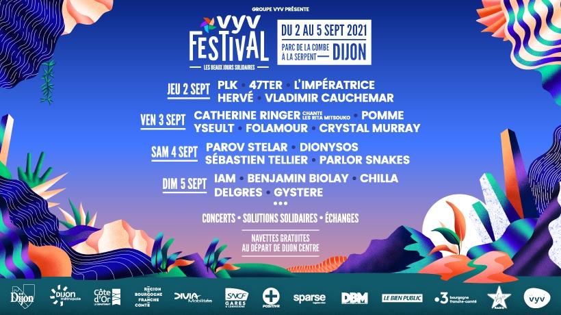 VYV Festival : une fête musicale et solidaire