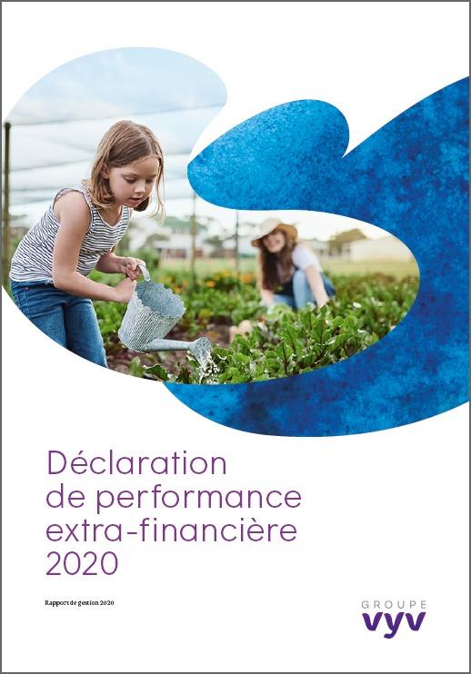 Déclaration de performance extra financière 2020