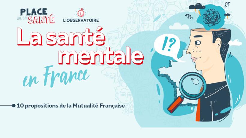 Les mutuelles s'engagent en faveur de la santé mentale des Français